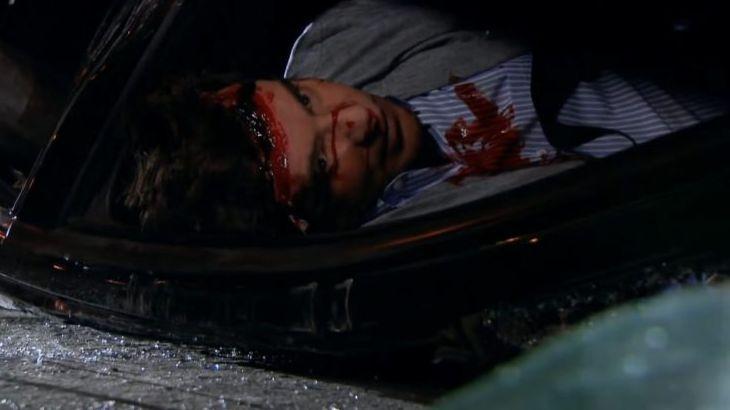 """Amores Verdadeiros: Nelson morre pelas mãos da amante: \""""Até nunca mais\"""""""