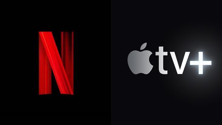 Netflix e Apple TV +