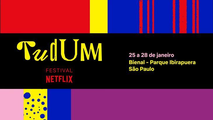 Logotipo do Festival da Netflix