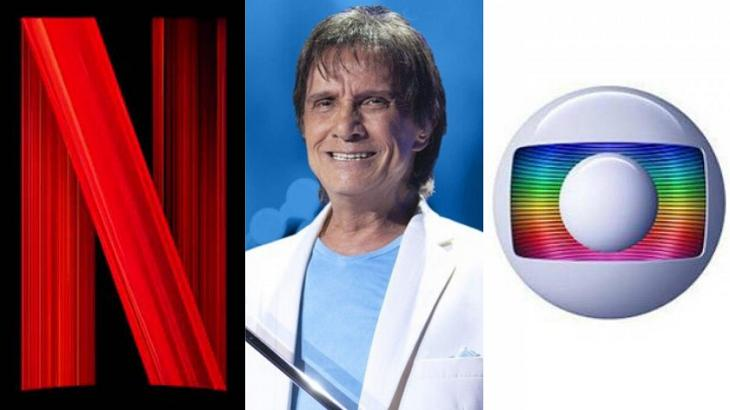 Roberto Carlos, Netflix e Globo