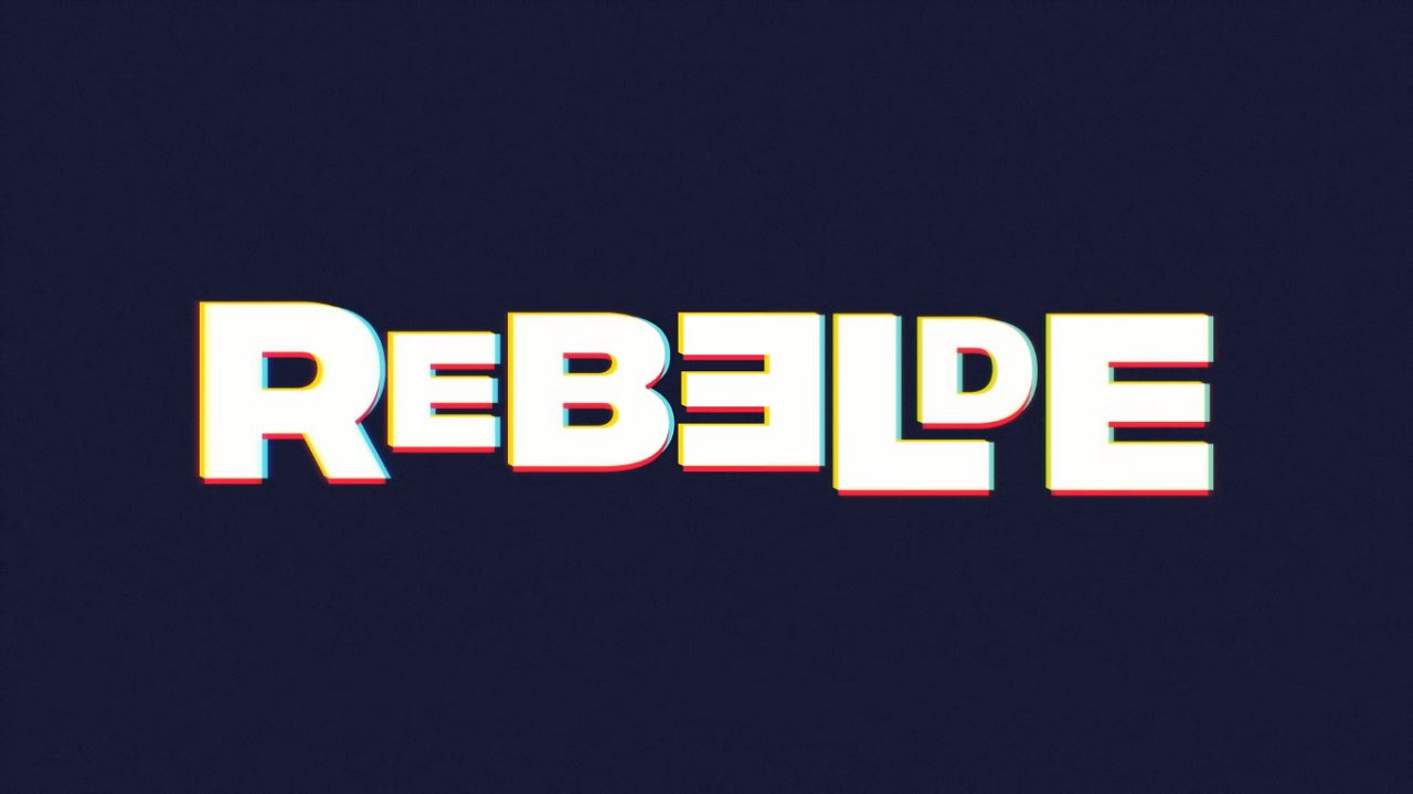 Logotipo da nova versão de Rebelde