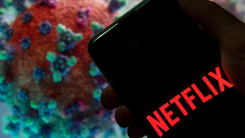 Netflix e coronavírus