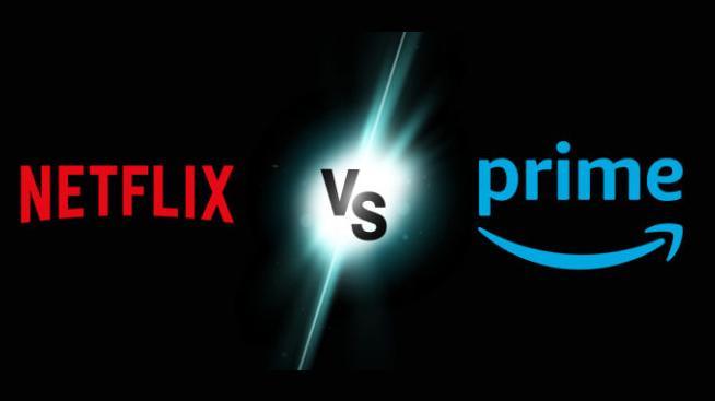 Netflix vs Prime