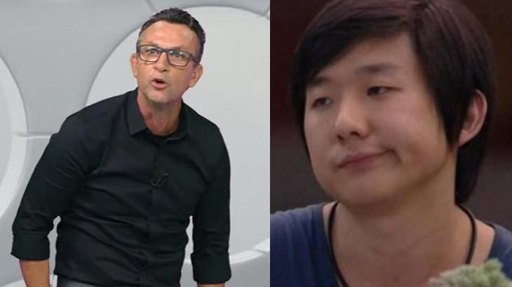 Craque Neto e Pyong Lee