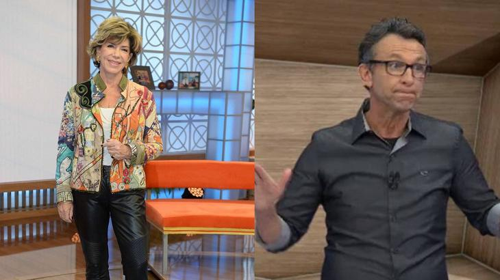 Silvia Poppovic e Craque Neto