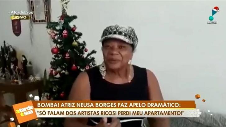 Neusa Borges no A Tarde é Sua