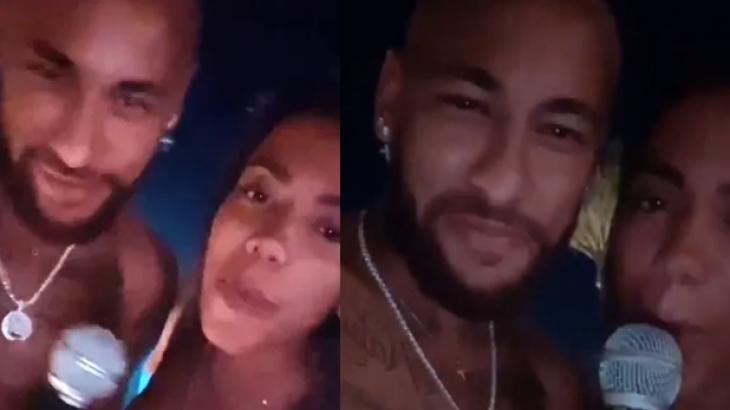 """De Réveillon a Arraiá: 5 vezes em que Neymar \""""esqueceu\"""" a pandemia"""