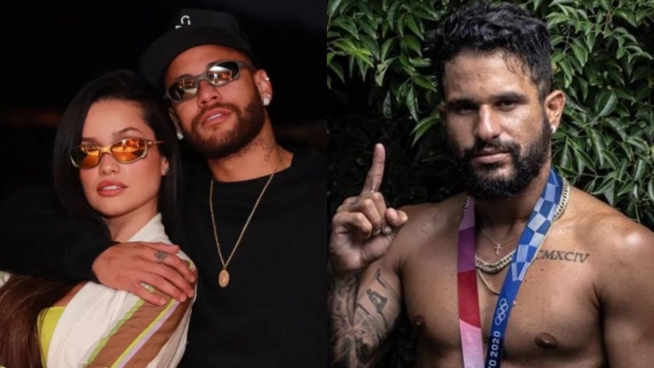 Juliette, Neymar e Ítalo Ferreira