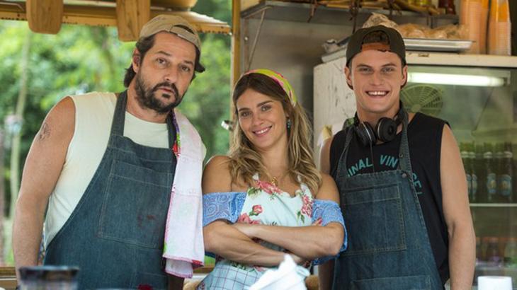 """Mesmo com polêmicas, \""""O Sétimo Guardião\"""" tem início promissor na Globo"""