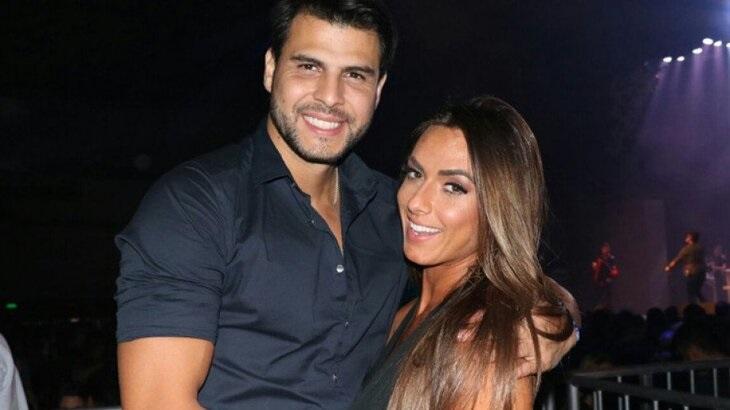 Marcelo Bimbi e Nicole Bahls