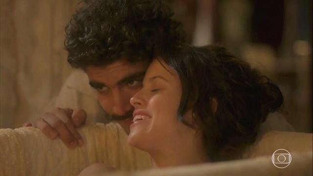 Novo Mundo: Leopoldina esquece um pouco de Pedro e começa a conhecer novo amor
