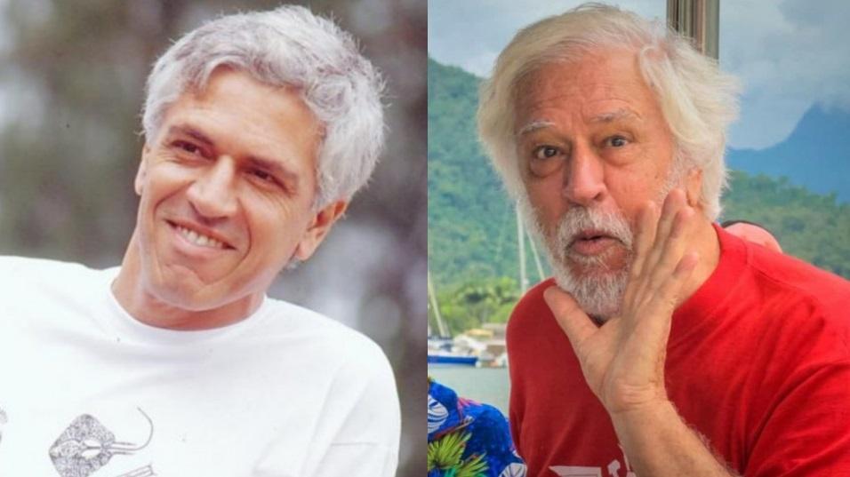 Nuno Leal Maia foi um dos protagonistas de Top Model, novela exibida na Globo entre 1989 e 1990