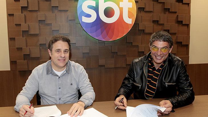 "Olivier Anquier assina com o SBT para o \""Bake Off Brasil\"", que terá comando de Nadja Haddad"