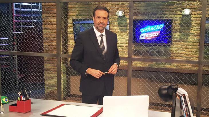 Jorge Lordello à frente do Operação de Risco
