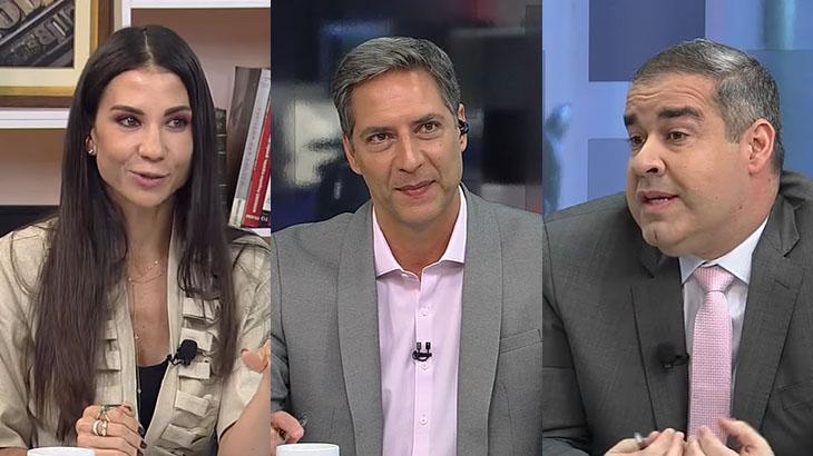 Amanda Klein rebate mentira de médico convidado de Luís Ernesto Lacombe sobre coronavírus