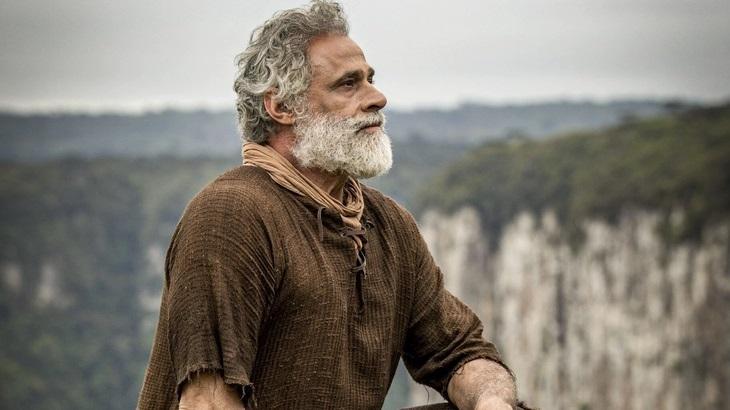 """Oscar Magrini comemora 30 anos de carreira em Gênesis: \""""Lisonjeado\"""""""