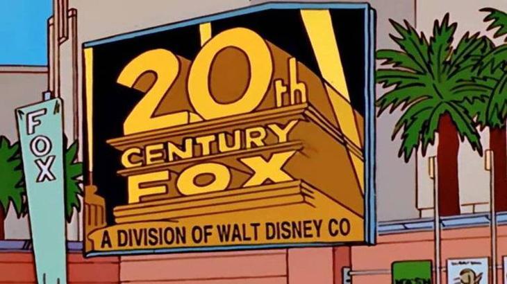 """Em 1998, episódio de \""""Os Simpsons\"""" previu que Fox faria parte da Disney"""