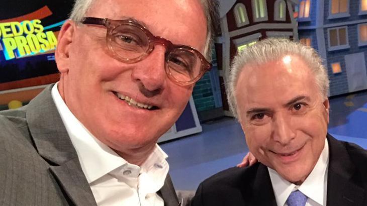 Otávio Mesquita prepara novidades para nova temporada do seu programa no SBT