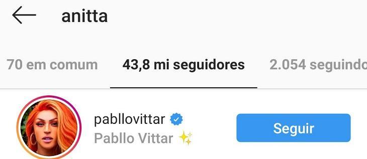 Confirmadas no Coachella 2020, Anitta e Pabllo Vittar tomam atitude surpreendente