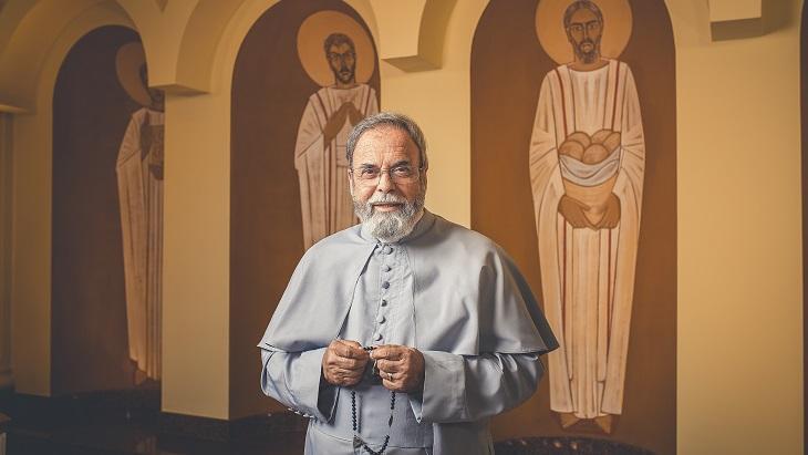 TV Aparecida estreia programa ao vivo com o padre Antonio Maria
