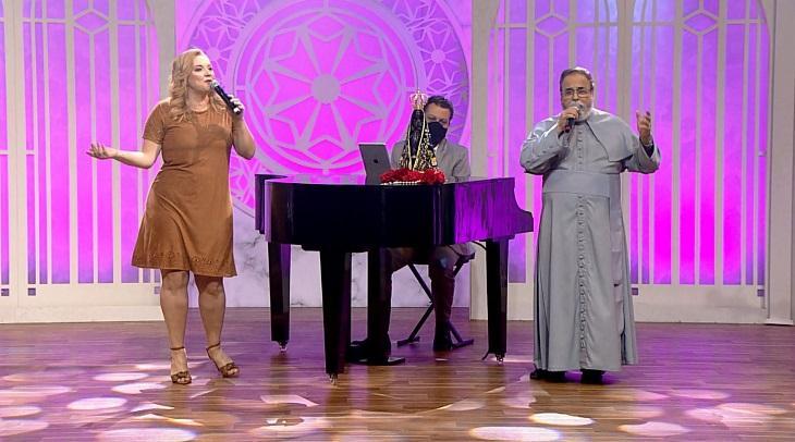 Padre Antonio Maria fará especial com músicas de Roberto Carlos na TV Aparecida