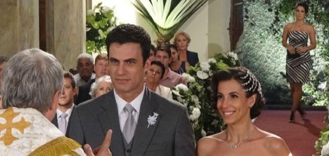 """Fina Estampa: Zuleika vira o terror dos casamentos: \""""Barraqueira\"""""""