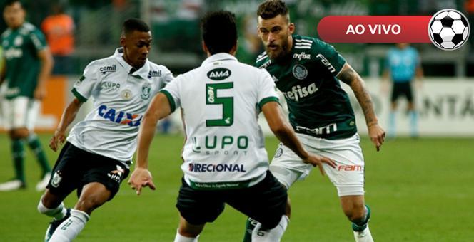 Palmeiras x América-MG