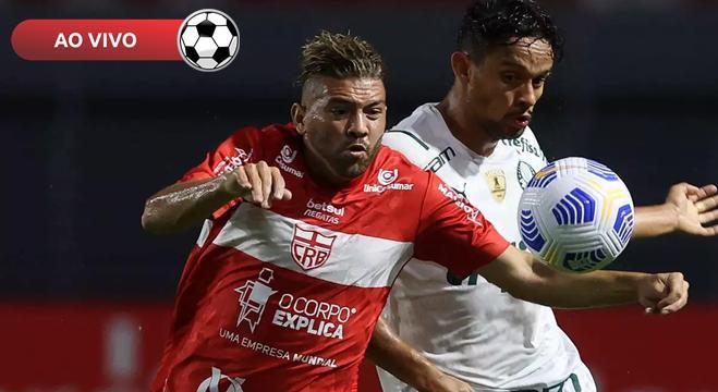 Palmeiras x CRB