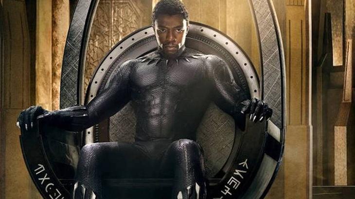 Chadwick Boseman: Crianças negras tinham um super-herói como elas no cinema