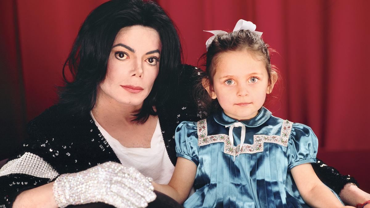 Filha de Michael Jackson consegue papel em série de terror