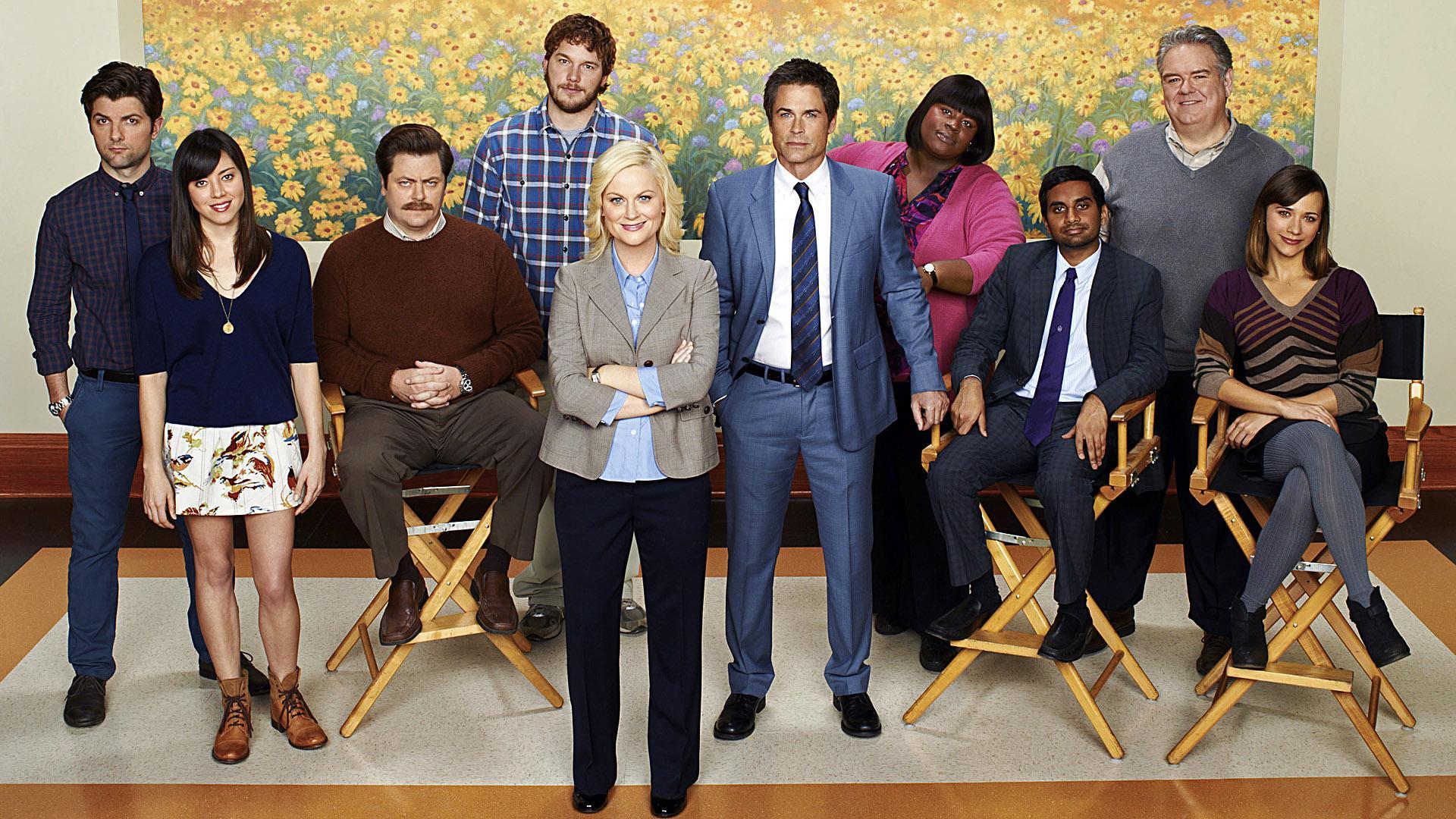10 séries que representam a cultura americana