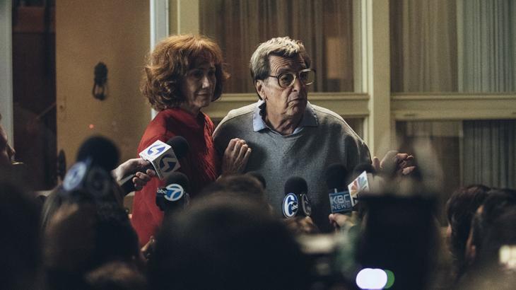 Al Pacino volta à HBO em novo filme original