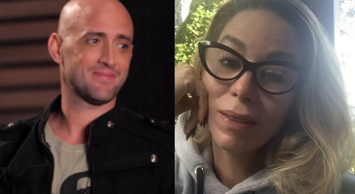 Paulo Gustavo e Danielle Winits