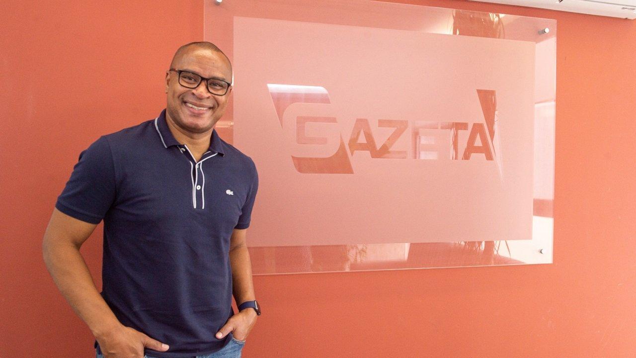 Paulo Sérgio na TV Gazeta