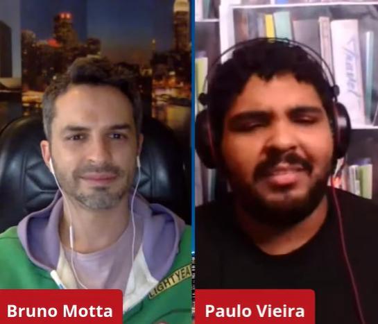 """Paulo Vieira fala sobre relação com a Globo:  \""""Adolescente testando os limites com os pais\"""""""