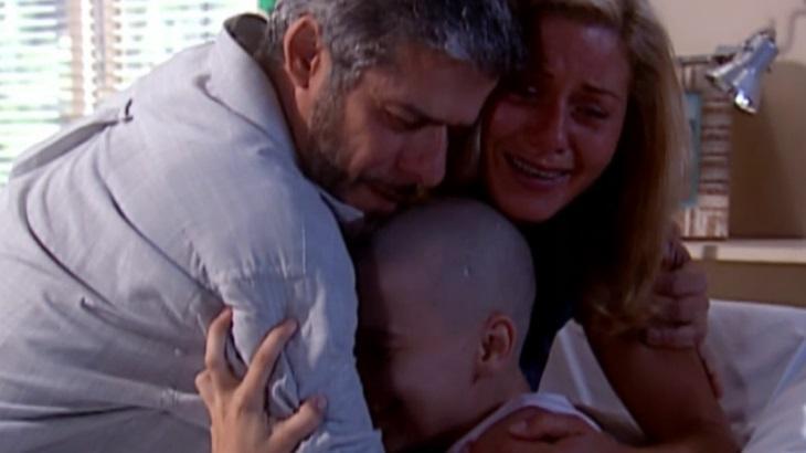 Aborto, leucemia e segredo revelado: Começa o calvário de Camila em Laços de Família