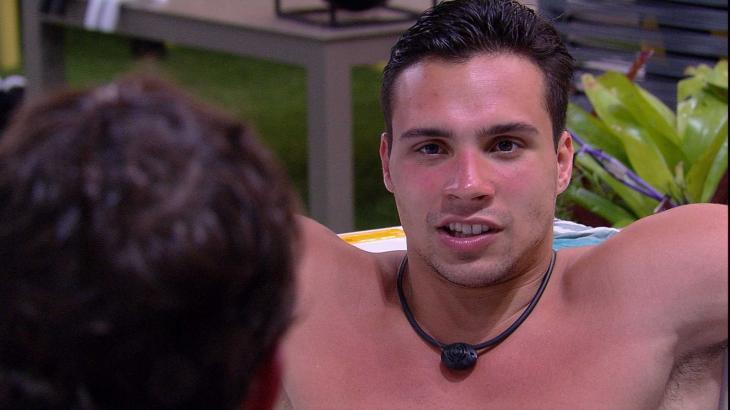 """BBB20: Hadson quer eliminar as mulheres do reality: \""""Muito chatinhas\"""""""