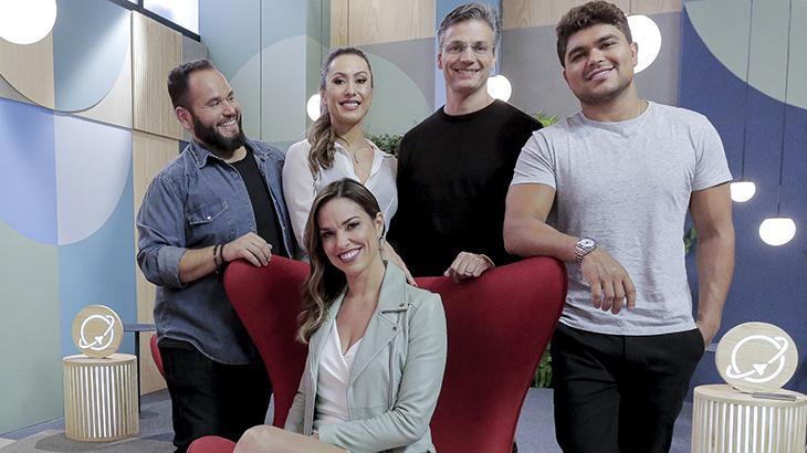 Equipe do Planeta Startup