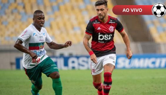 Portuguesa-RJ x Flamengo