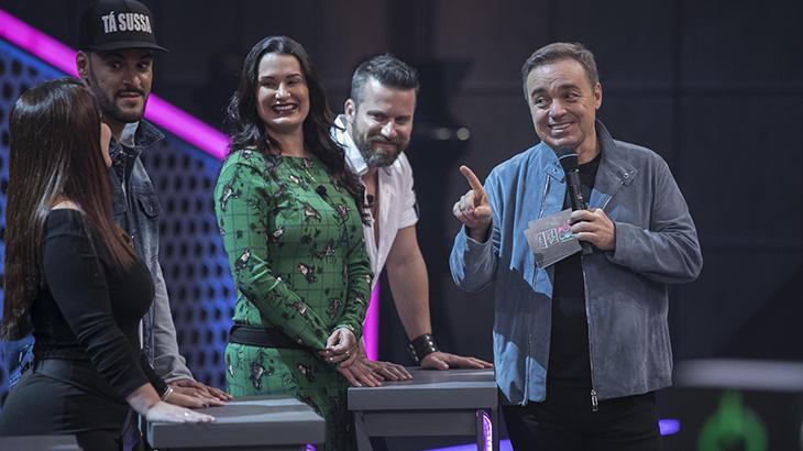 """Estreia da terceira temporada de \""""Power Couple Brasil\"""" eleva audiência da Record TV"""