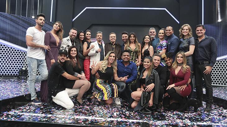 "Tati Minerato e Marcelo vencem o \""Power Couple Brasil\"": \""muito emocionada\"""
