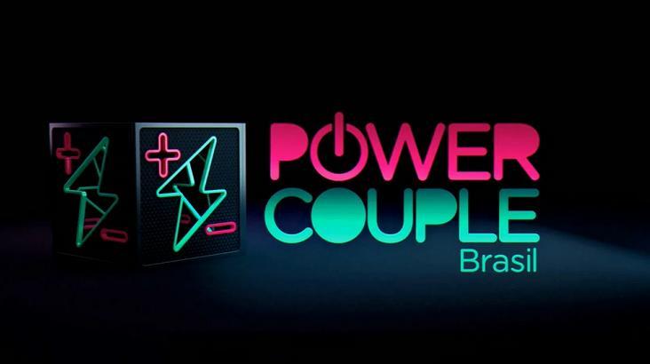 Logotipo do Power Couple