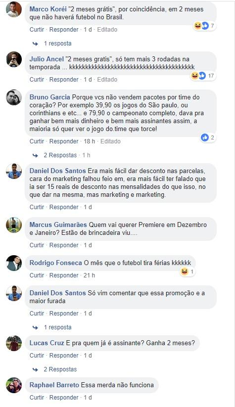 Premiere, do Grupo Globo, faz Black Friday e vira motivo de deboche na web