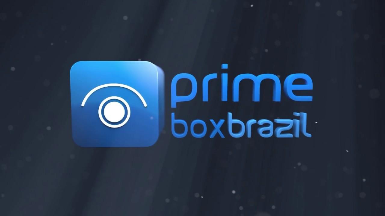 Logo do Prime Box Brazil