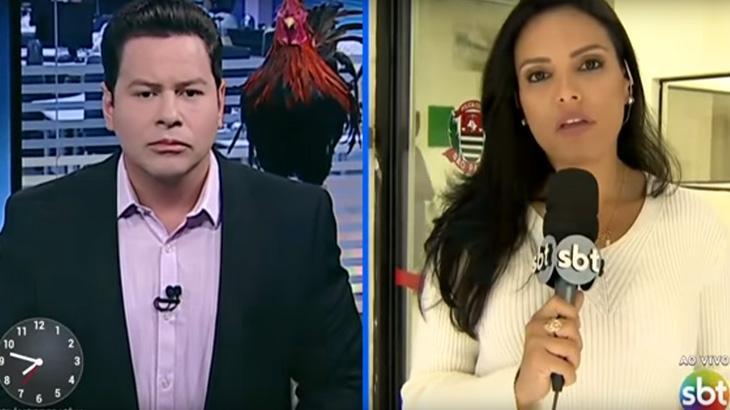 SBT foi o primeiro a noticiar acidente com Fábio Assunção e comemora furo