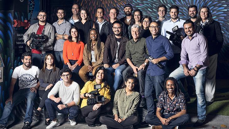 """Recordes, desafios e surpresas: Caco Barcellos faz balanço do \""""Profissão Repórter\"""" em 2017"""
