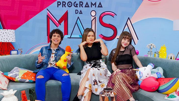Com talk-show, Maisa mostra-se artista amadurecida e aposta certa do SBT
