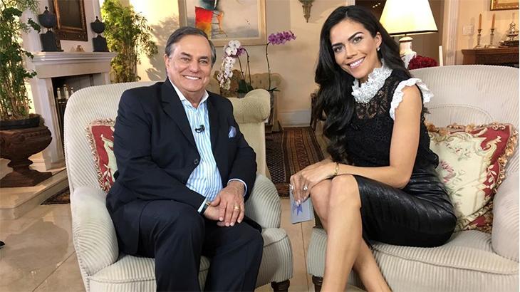 Daniela Albuquerque se consolida como apresentadora e vira acerto da RedeTV!