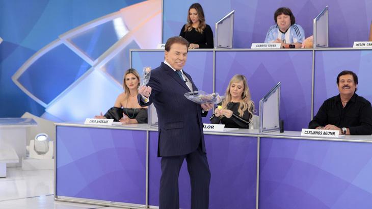 Silvio Santos recebe Mylla Christie, João Gordo e exibe nova pegadinha neste domingo