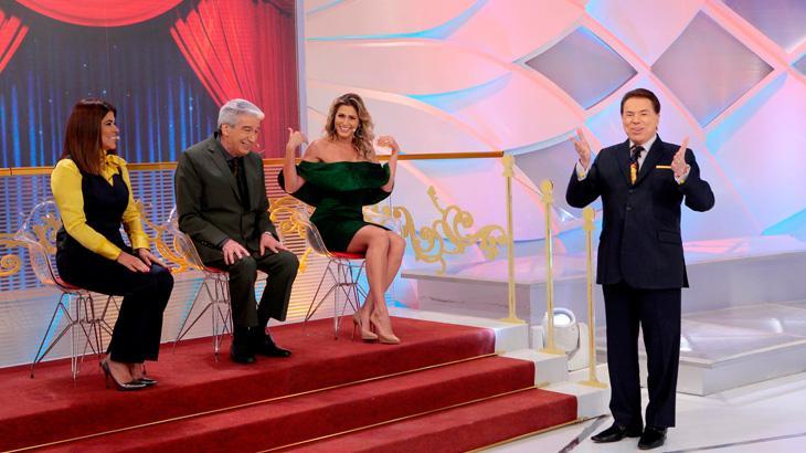 Silvio Santos vem com três pegadinhas inéditas, novo quadro e Luana Piovani neste domingo